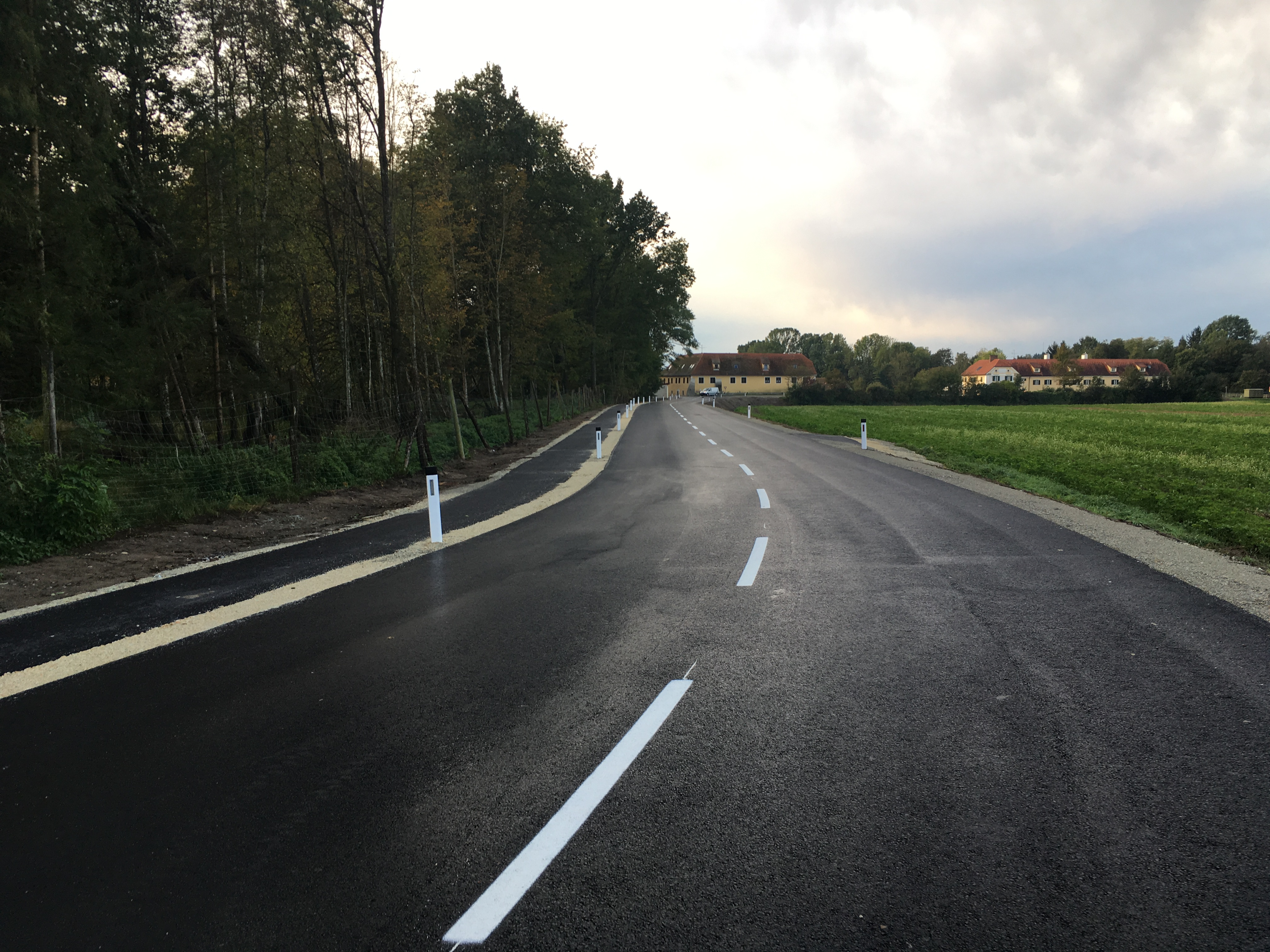 Torteichstraße, Neudau - Road and bridge construction