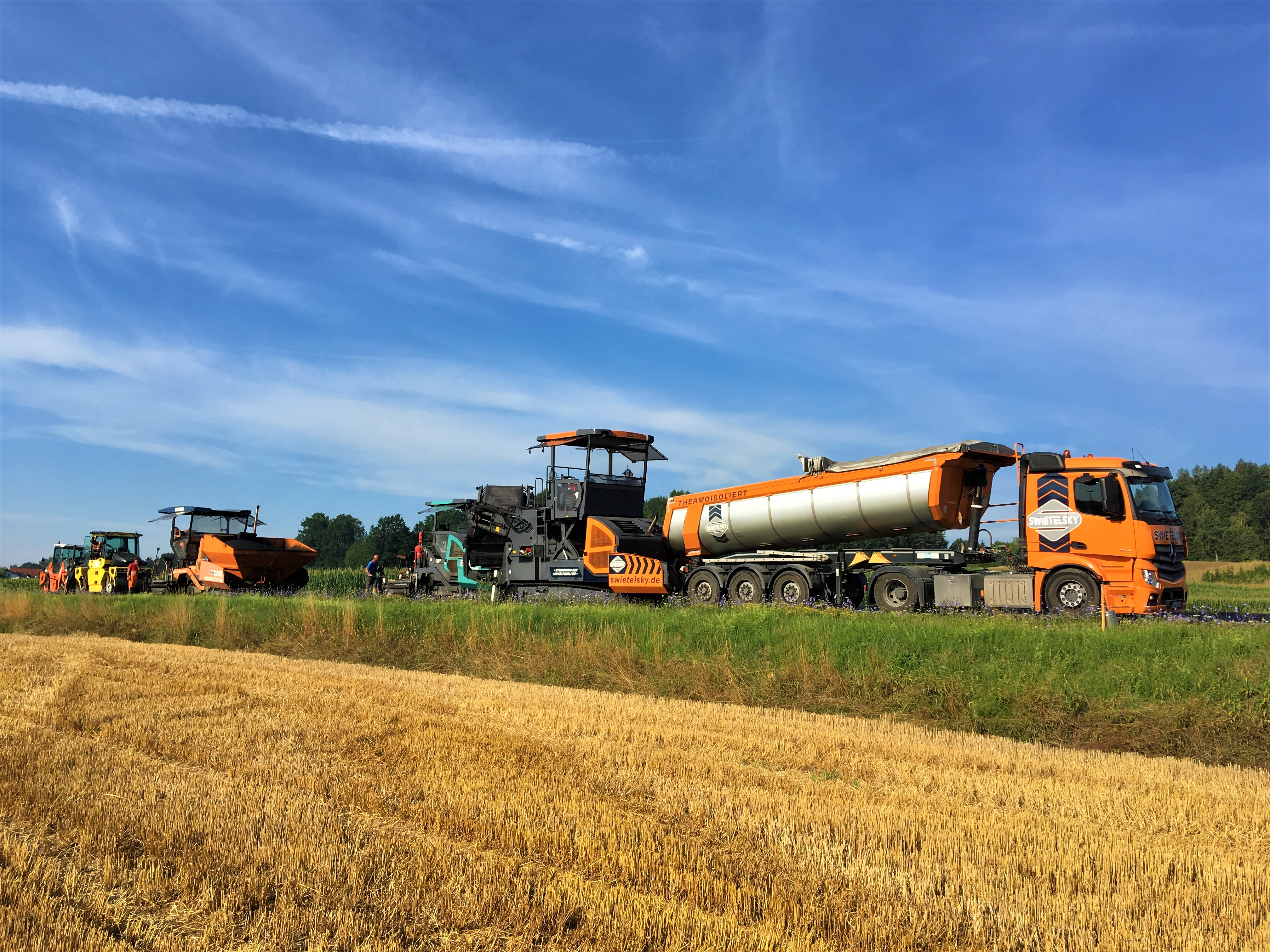 Inst. Mainburg-Appersdorf - St. Bauamt Landshut - Road and bridge construction