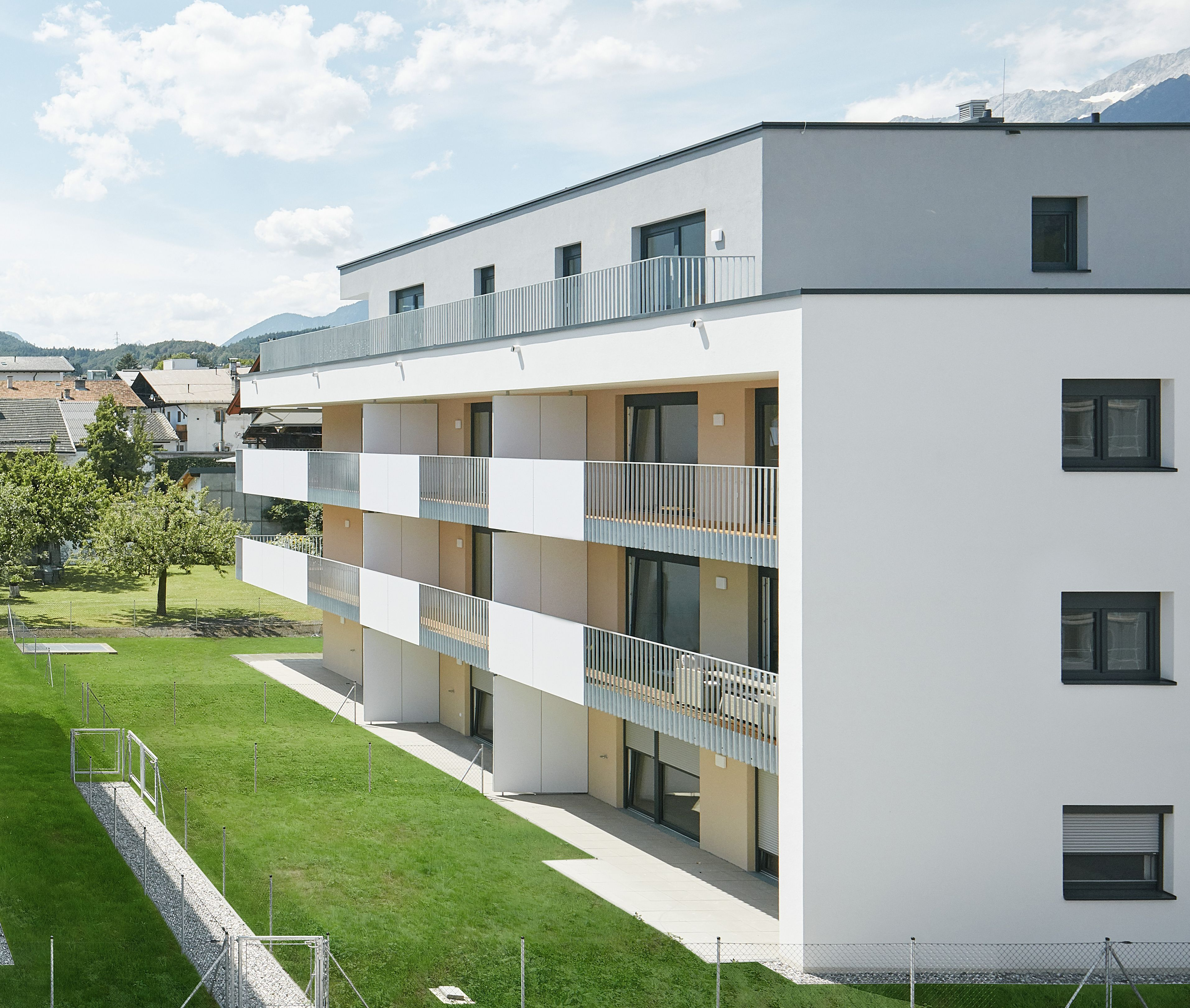 Anton-Auer-Straße 6, 6410 Telfs - Real estate project development