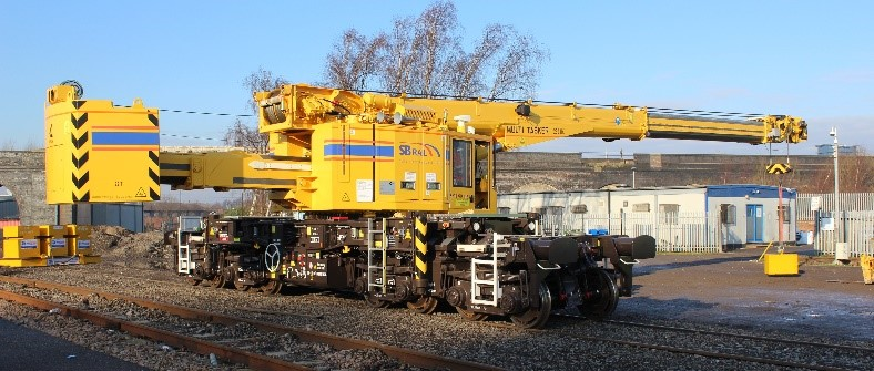 Kirow 250S S&C Alliance Project Works - Railway construction